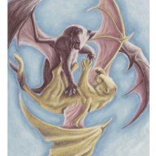 Tairen's Play (Bright) Print