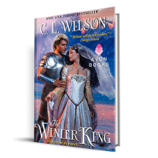 the winter king novel by c.l. wilson